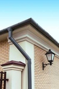 black-aluminum-downspout-199x300